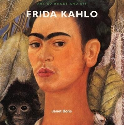 Art Ed Books and Kit: Frida Kahlo [With Art Supplies and Frame] als Taschenbuch