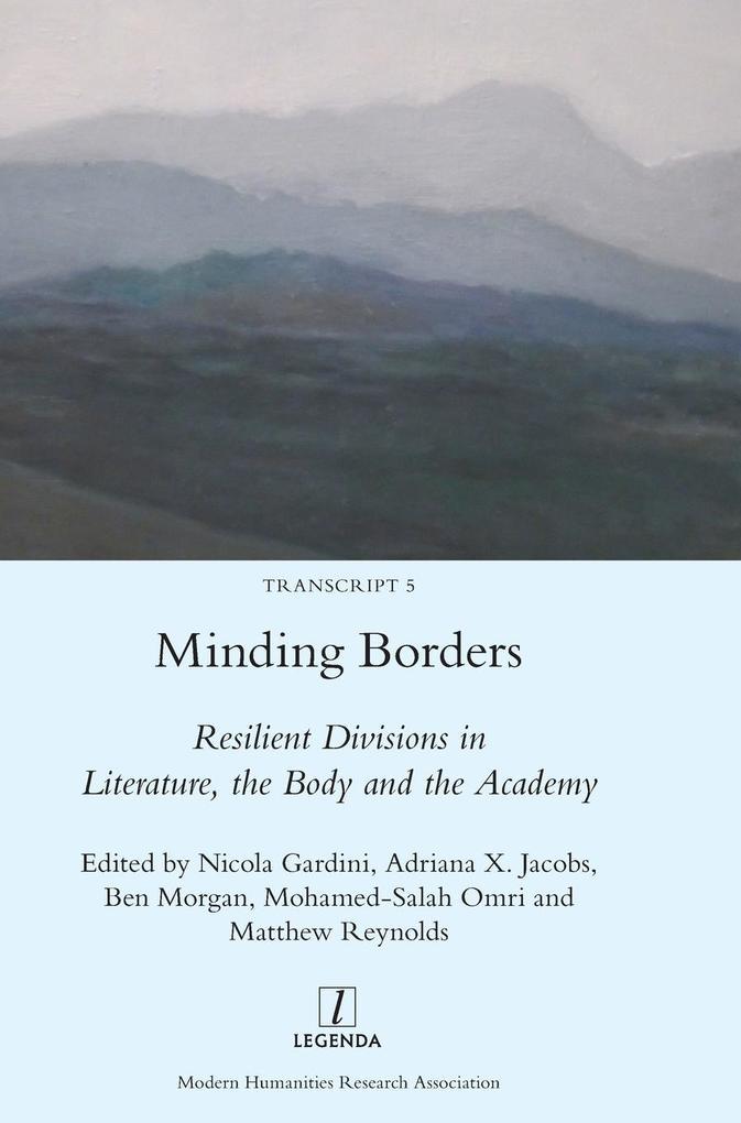 Minding Borders als Buch von