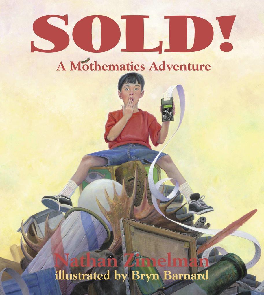 Sold! A Math Adventure als Taschenbuch