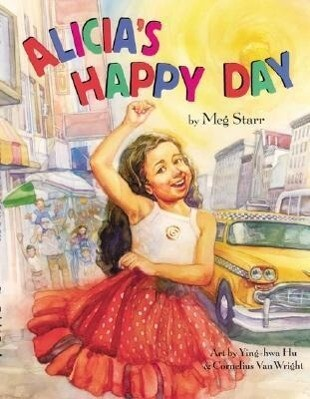Alicia's Happy Day als Buch