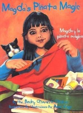 Magda y la Pinata Magica / Magda's Pinata Magic als Buch