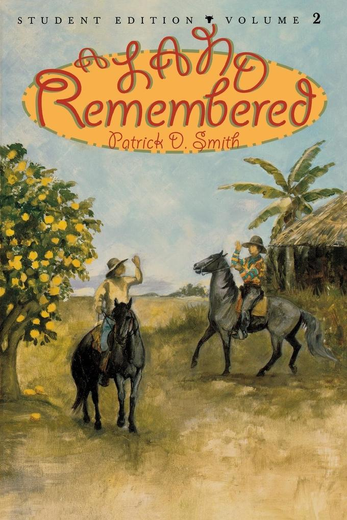 A Land Remembered, Volume 2, Student Guide Edition als Taschenbuch