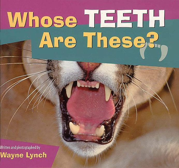 Whose Teeth Are These ? als Taschenbuch
