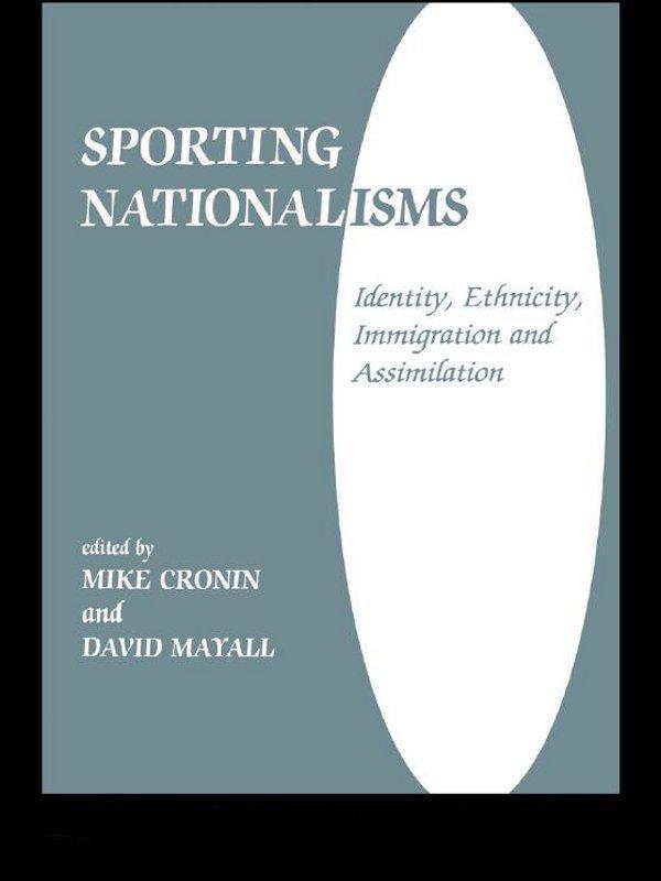 Sporting Nationalisms als eBook Download von