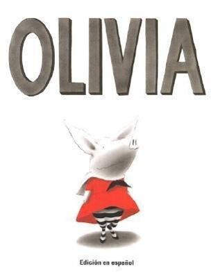 Olivia als Buch