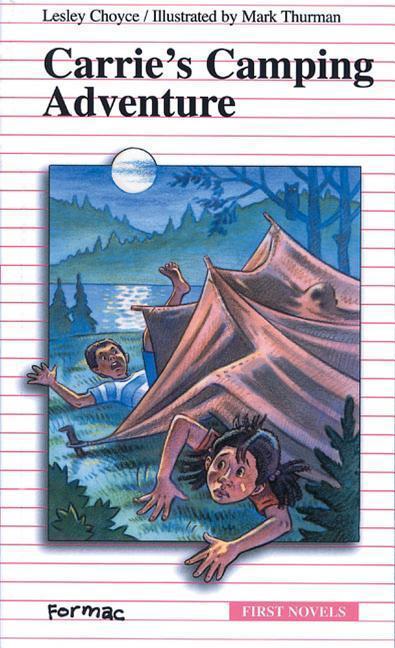 Carrie's Camping Adventure als Taschenbuch