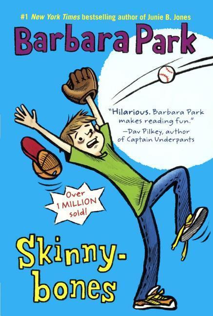 Skinnybones als Taschenbuch