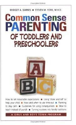 Common Sense Parenting of Toddlers and Preschoolers als Taschenbuch