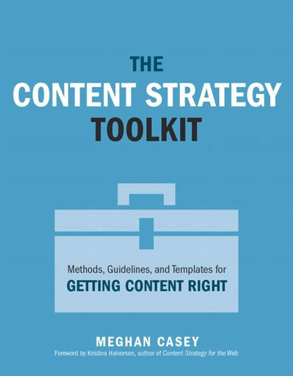 Content Strategy Toolkit als eBook Download von...