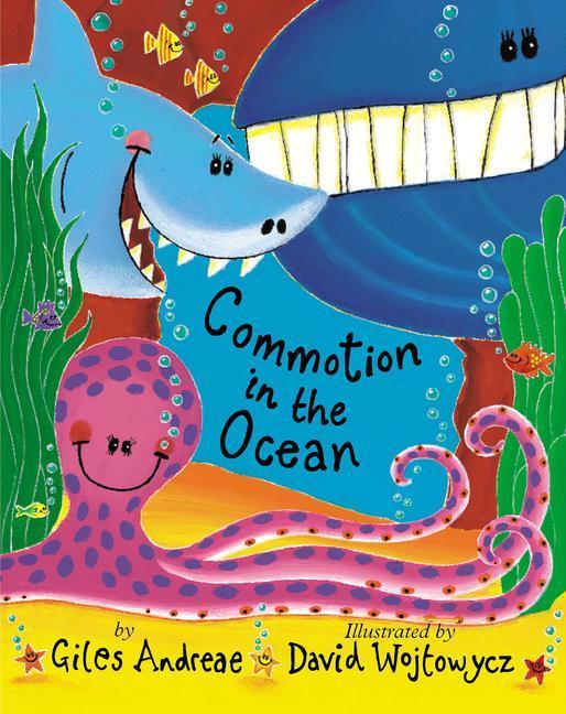 Commotion in the Ocean als Taschenbuch