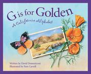 G Is for Golden: A California Alphabet