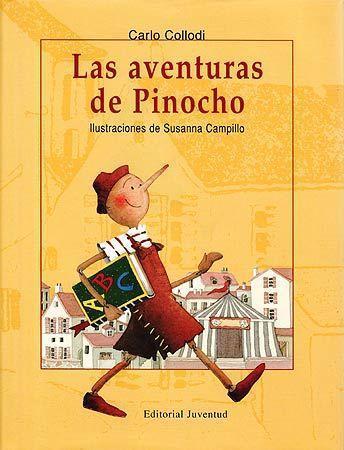 Las aventuras de Pinocho als Buch