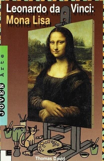 Leonardo da Vinci, Mona Lisa als Taschenbuch