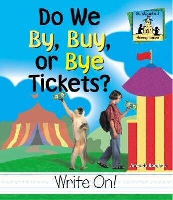 Do We By, Buy, or Bye Tickets? als Buch