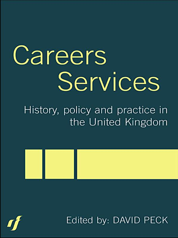 Careers Services als eBook Download von David Peck