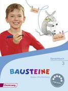 BAUSTEINE Sprachbuch 3. Sprachbuch. Baden-Württemberg
