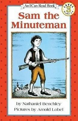 Sam, the Minuteman als Taschenbuch