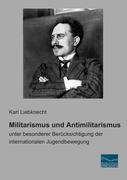 Militarismus und Antimilitarismus