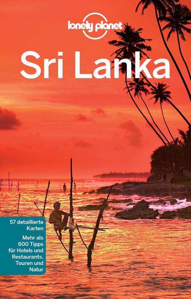 Lonely Planet Reiseführer Sri Lanka als eBook