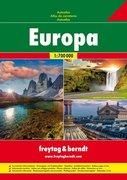 Europa 1 : 700 000 Autoatlas