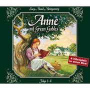 Anne auf Green Gables, Sammelband Folge 1 - 4