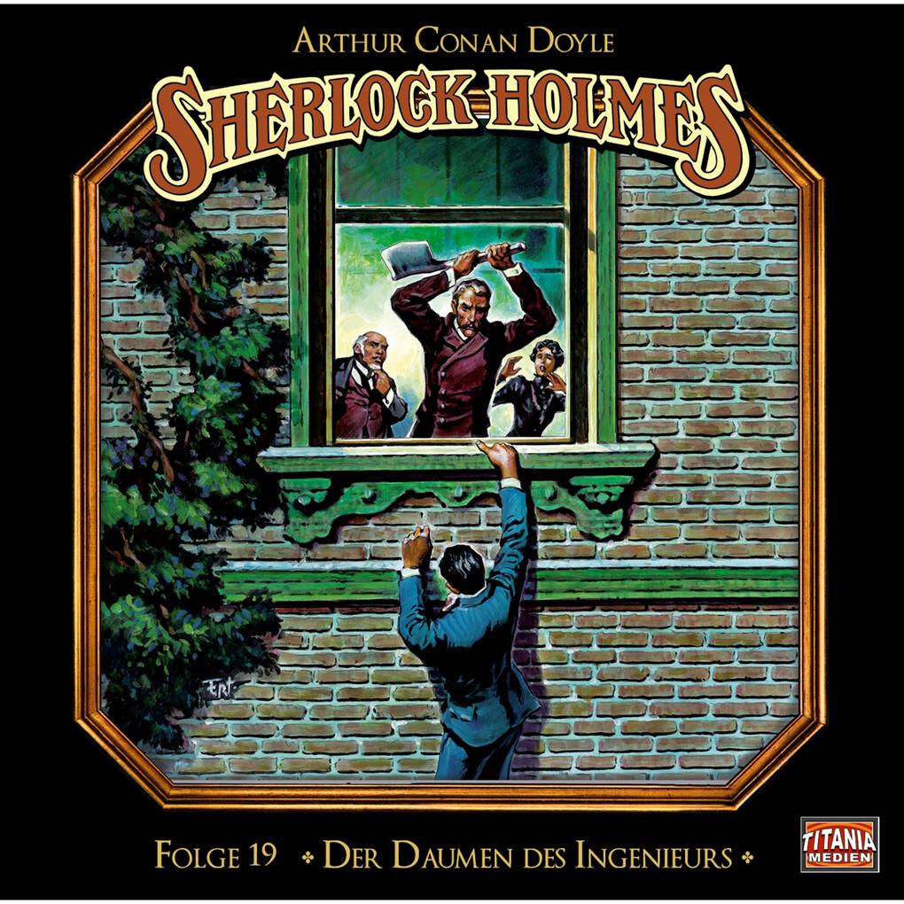 Sherlock Holmes - Die geheimen Fälle des Meiste...
