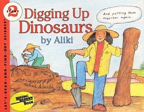 Digging Up Dinosaurs als Taschenbuch