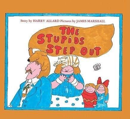 The Stupids Step Out als Taschenbuch