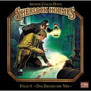 Sherlock Holmes - Die geheimen Fälle des Meisterdetektivs, Folge 11: Das Zeichen der Vier