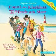 Conni, das Kleeblatt und die Pferde am Meer