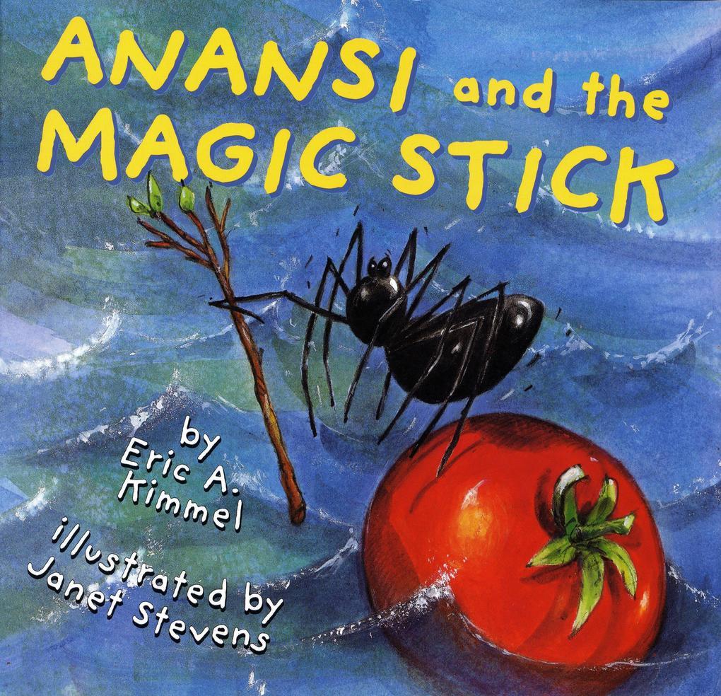 Anansi and the Magic Stick als Taschenbuch