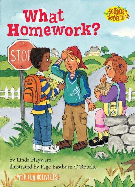 What Homework? als Taschenbuch