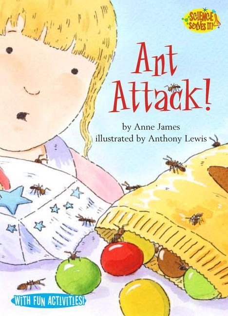Ant Attack! als Taschenbuch