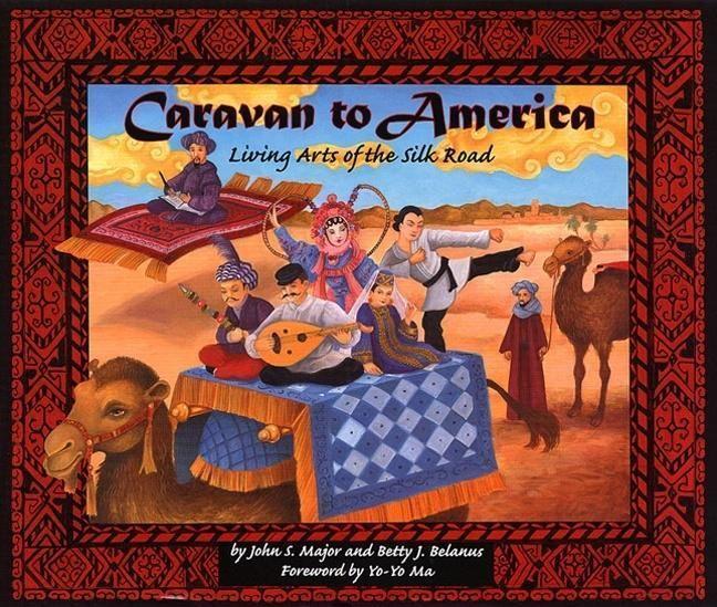 Caravan to America als Taschenbuch
