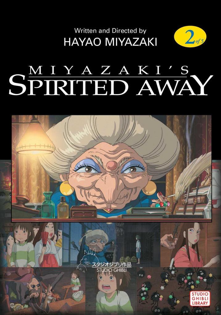 Spirited Away, Vol. 2 als Taschenbuch