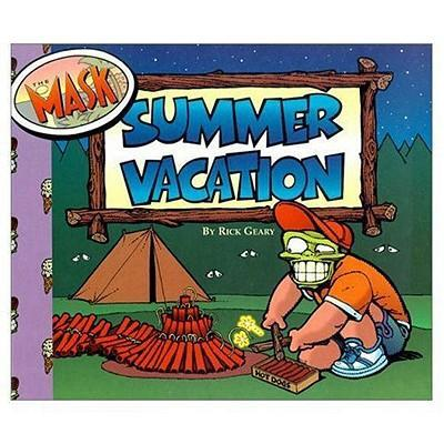Mask In Summer Vacation als Buch