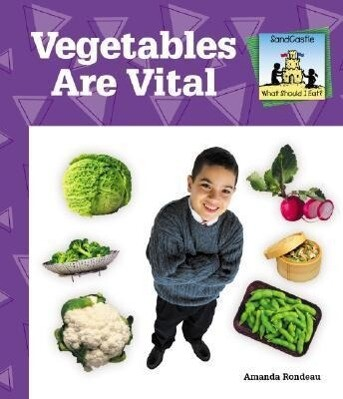 Vegetables Are Vital als Buch