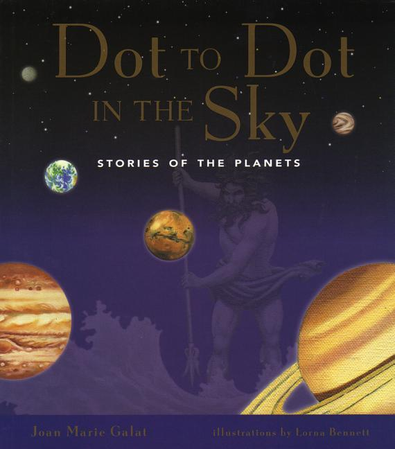 Dot to Dot in the Sky: Stories in the Planets als Taschenbuch