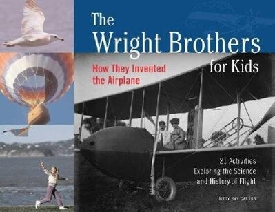 The Wright Brothers for Kids als Taschenbuch