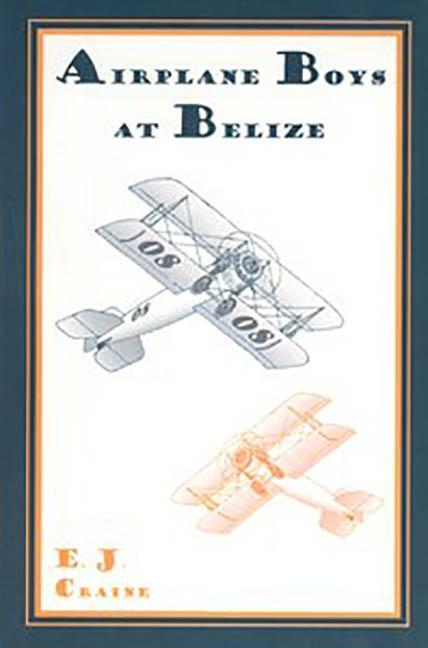 Airplane Boys at Belize als Taschenbuch
