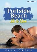 Portside Beach. Jill und Steve