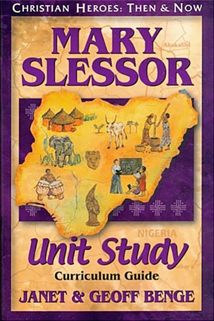 Mary Slessor Unit Study Guide als Taschenbuch