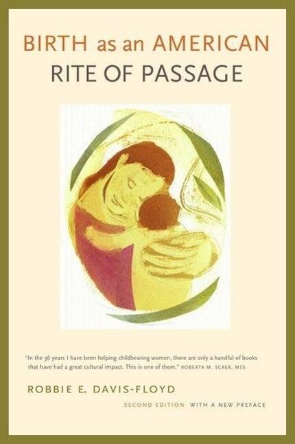 Birth as an American Rite of Passage als Taschenbuch