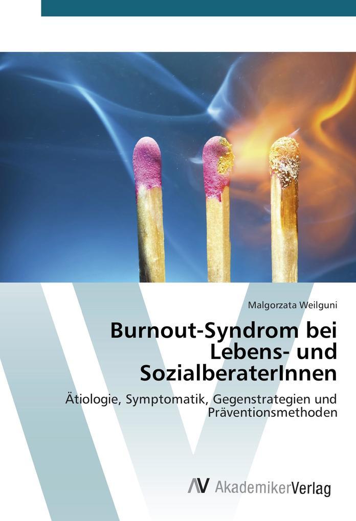 Burnout-Syndrom bei Lebens- und SozialberaterIn...
