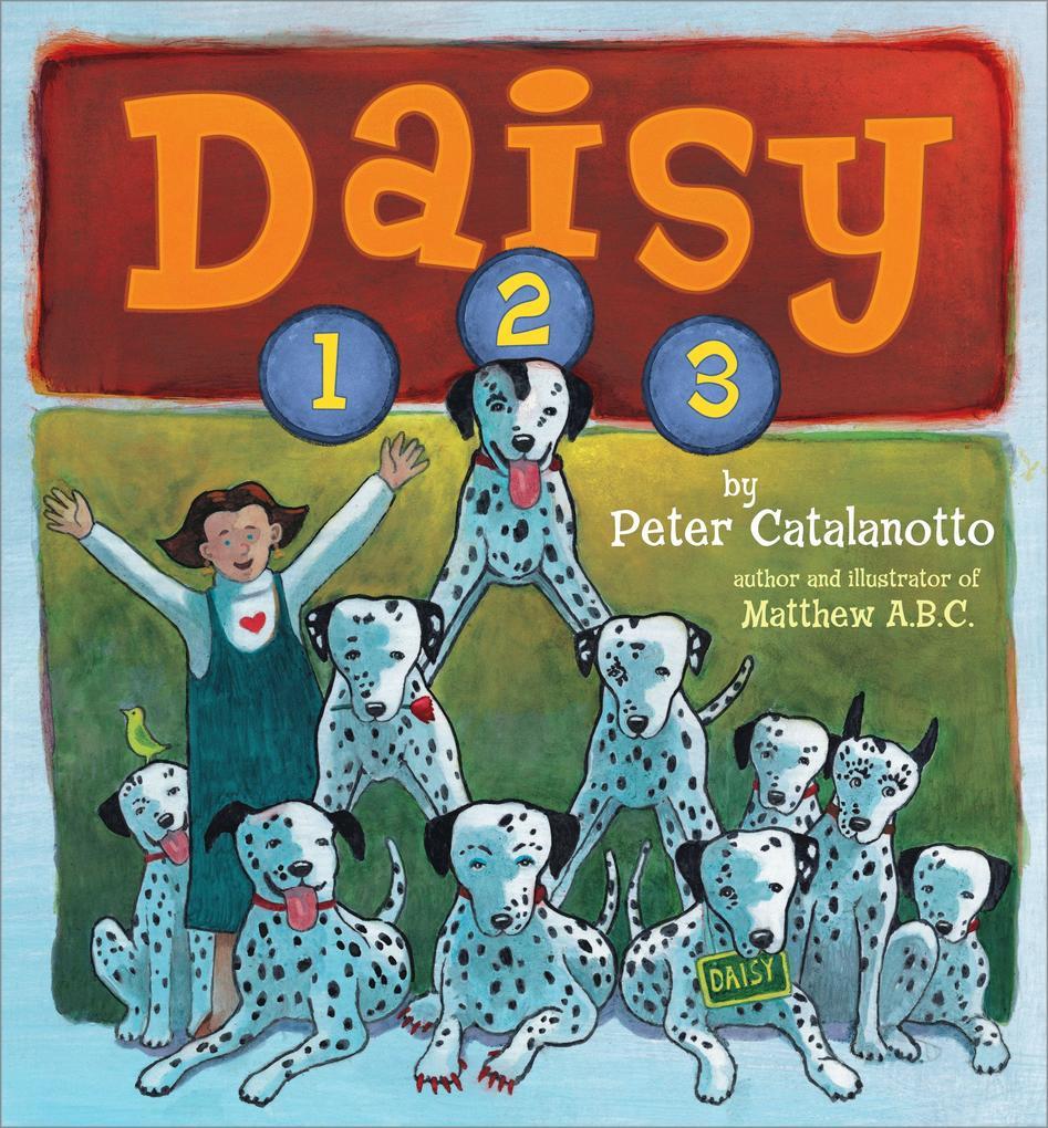 Daisy 1, 2, 3 als Buch