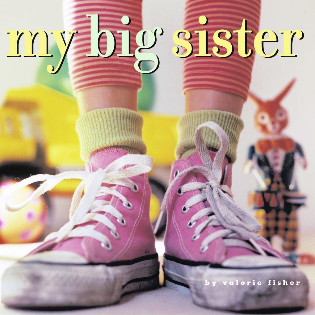 My Big Sister als Buch