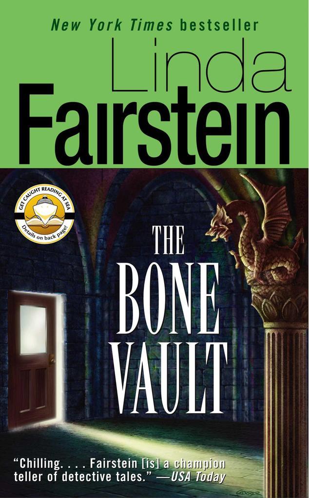 The Bone Vault als Taschenbuch