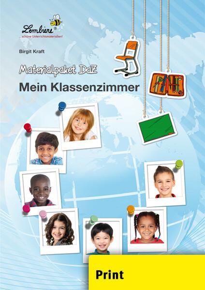 Materialpaket DaZ: Mein Klassenzimmer (PR) als ...