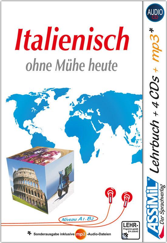 ASSiMiL Selbstlernkurs für Deutsche / Assimil Italienisch ohne Mühe heute als Buch (gebunden)
