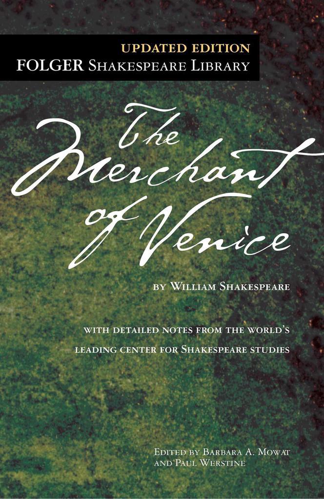 The Merchant of Venice als Taschenbuch